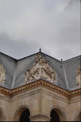 Des Photograph - Les Invalides - Paris France - 011314 by DC Photographer