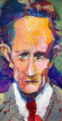 Painting - Leslie Howard by Les Leffingwell