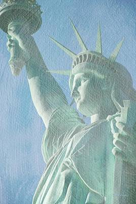 Photograph - Let Freedom Ring by Dyle   Warren