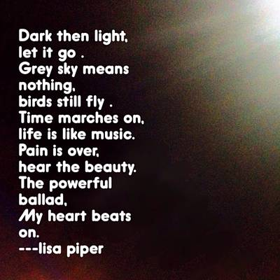 Photograph - Let It Go by Lisa Piper
