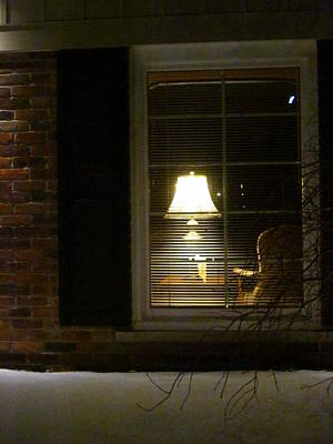 Photograph - Let Me Go To The Window by Guy Ricketts