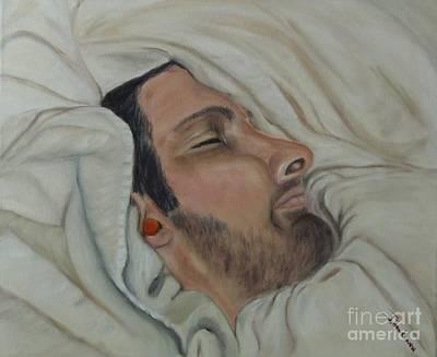 Painting - Let Me Sleep by Isabel Honkonen