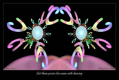 Digital Art - Let Them Praise by Missy Gainer