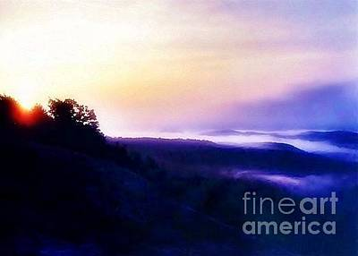 Photograph - Let There Be Light - Greeting Card Only by Scott Allison