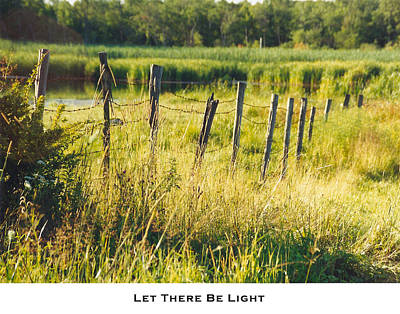 Photograph - Let There Be Light by Lorenzo Laiken