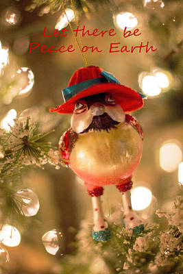 Photograph - Let There Be Peace On Earth by Deb Buchanan