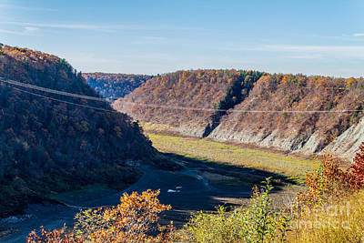 Photograph - Letchworth State Park by William Norton