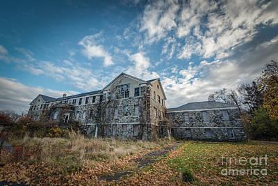 Letchworth Village Morgue  Original