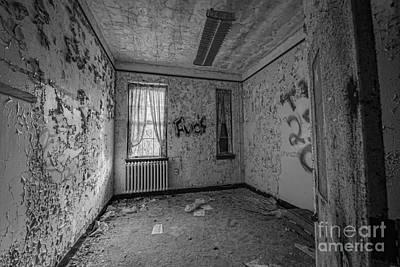 Letchworth Village Room Bw Original
