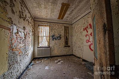 Letchworth Village Room  Original