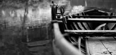 Photograph - Lets Boat by Ankeeta Bansal