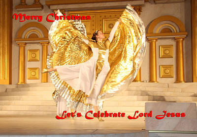 Photograph - Let's Celebrate Lord Jesus4 by Terry Wallace
