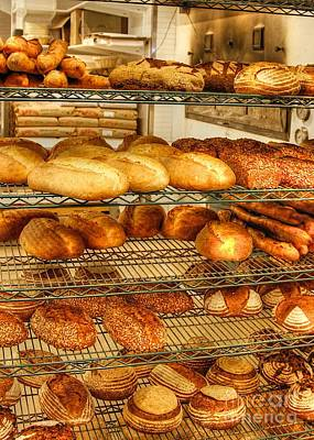Whole Wheat Photograph - Lets Eat by Robert Pearson