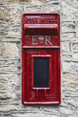 Mail Box Photograph - Letterbox by Joana Kruse