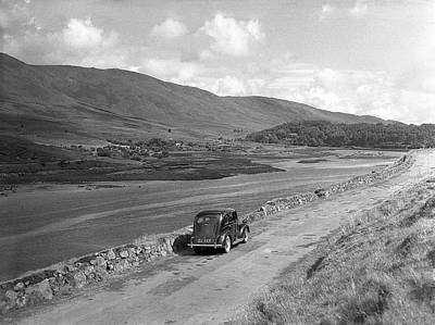 Letterbrickaun Killary Harbour 1957 Art Print by Irish Photo Archive
