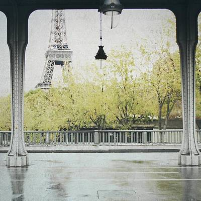 Photograph - Letters From Autumn In Paris by Lisa Parrish