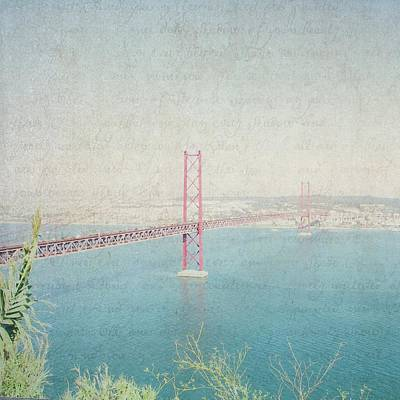 Photograph - Letters From Lisbon by Lisa Parrish