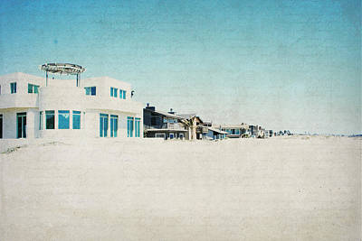 Photograph - Letters From The Beach House - California by Lisa Parrish