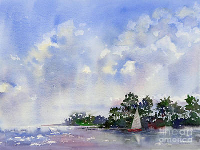 Leeward The Island Original by Amy Kirkpatrick