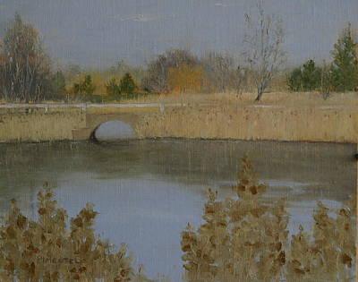 Lewis Lake   Original by Mark Pimentel