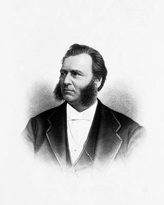 Vice President Photograph - Lewis Sayre by National Library Of Medicine
