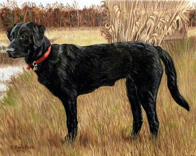Painting - Lexi by Cynthia Brassfield