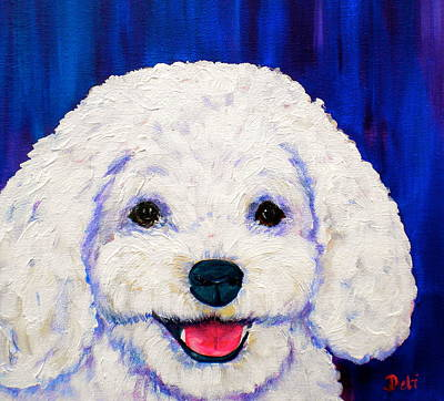 Painting - Lexi by Debi Starr
