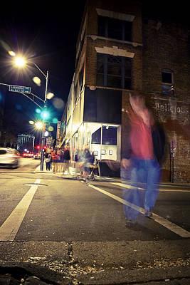 Photograph - Lexington Avenue Asheville North Carolina Street Photography  by Gray  Artus