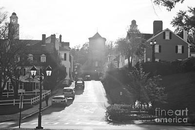 Photograph - Leyden Street by Wayne Valler