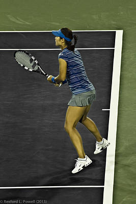 Photograph - Li Na by Rexford L Powell