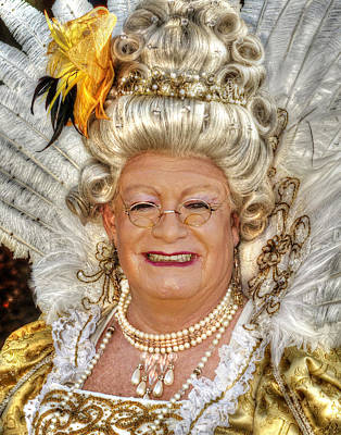 Liberace Photograph - Liberace's Mother by Jeff Stallard