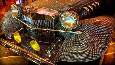 Liberace Photograph - Liberace's Ride by Donna Spadola