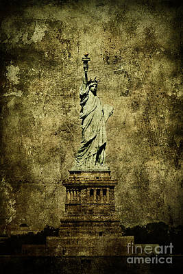 Neoclassical Photograph - Liberation by Andrew Paranavitana