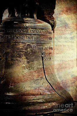 Liberty Bell Art Print