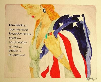 The Divorce Of Liberty Original