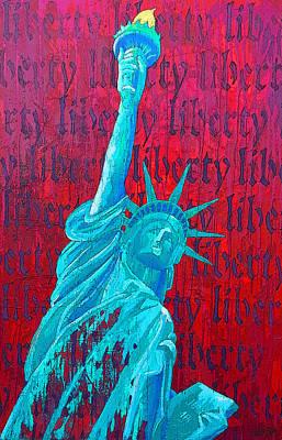 Liberty Light Original by Fabrizio Cruz
