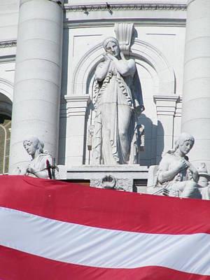 Photograph - Liberty Prayer by Ronda Douglas