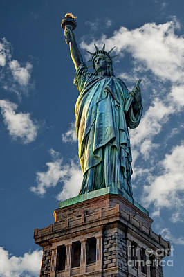 Photograph - Liberty by Steve Purnell