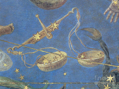 Photograph - Libra Constellation Zodiac Sign 1575 by Science Source