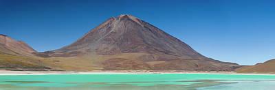 Licancabur Volcano 5950 Meters Art Print