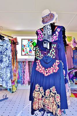Photograph - Liddy Loves Clothes 7 - Clarksville Delaware by Kim Bemis