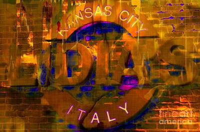 Photograph - Lidia's Kansas City by Liane Wright