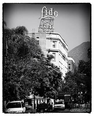 Photograph - Lido Apartments by John Rizzuto