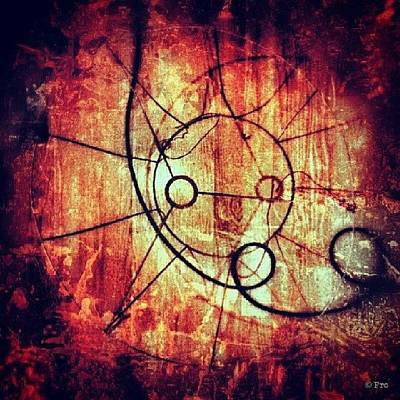 Music Wall Art - Photograph - Life #art #fro #artgram #life #cover by Alexander Fro