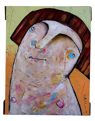 Life As Human Number Thirty Two Art Print
