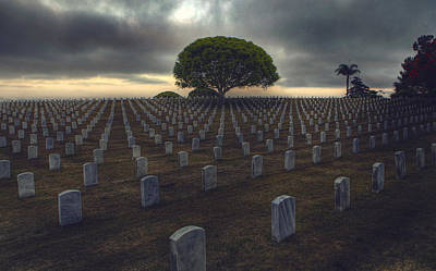 Graveyard Digital Art - Life Cycles  by Kenny  Noddin
