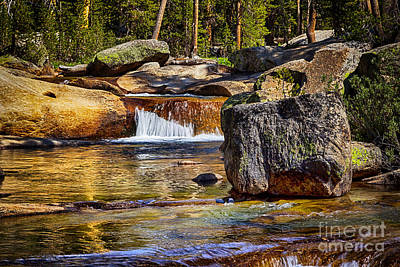 Photograph - Life Flows By The River by David Millenheft