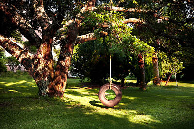 The Who - LIFE is a TIRE SWING by Karen Wiles