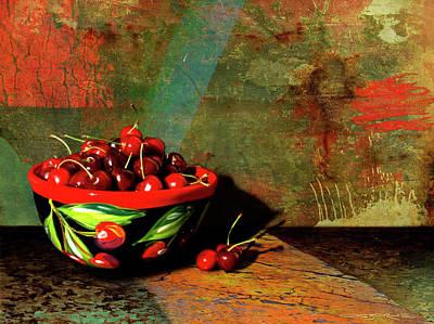 Patrick Painting - Life Is by Patrick J Osborne