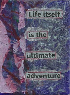 Life Itself Ultimate Adventure - 1 Original